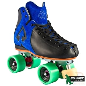 Antik AR1 Tornado Roller Derby Skate Package Blue