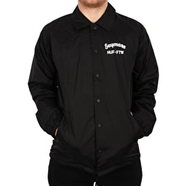 Huf Sayonara Coaches Jacket - Black