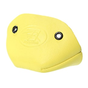 Riedell Leather Toe Cap- Yellow