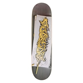 Zoo York Black Book 8.25 Skateboard Deck