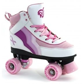 Rio Roller Quad Roller Skates - Cancer Research Edition