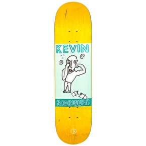 Polar Punch Out Skateboard Deck - Kevin Rodriguez 8.75