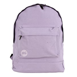 Mi-Pac Canvas Backpack - Lilac