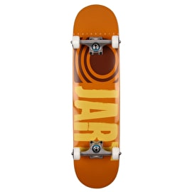 Jart Classic Complete Skateboard - Orange 7.6