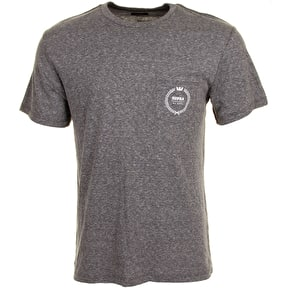 Supra Laurel T-Shirt - Grey Heather