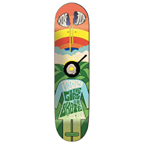 Girl Skateboard Deck - Fillmore Koston 8.25