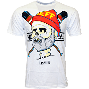 Neff Aquatic T-Shirt - White