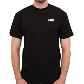 Vans Puff T Shirt - Black