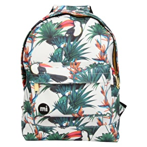 Mi-Pac Mini Backpack - Ultraviolet Jungle Multi