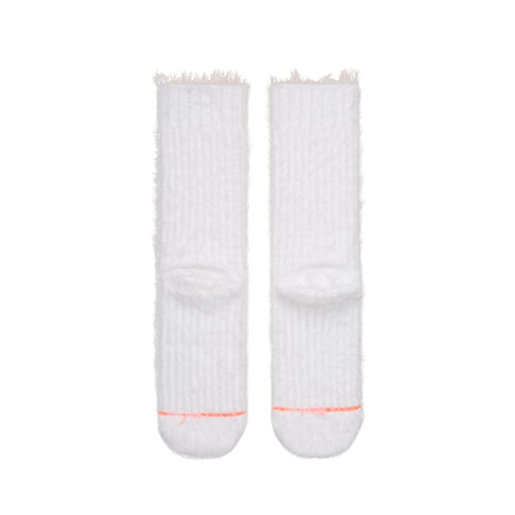 Stance Mega Cosy Womens Socks - White