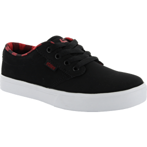 Etnies Kids Jameson 2 Skate Shoes - Black/Red