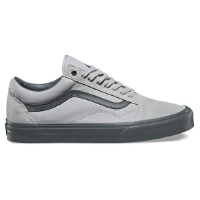 Vans Old Skool Skate Shoes - (C&D) High Rise/Pewter