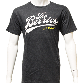 The Berrics Pepper T-Shirt - Black Heather