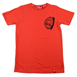 Zukie Original Game Of Skate Kids T Shirt - Red