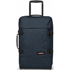 Eastpak Tranverz S Wheeled Luggage - Triple Denim