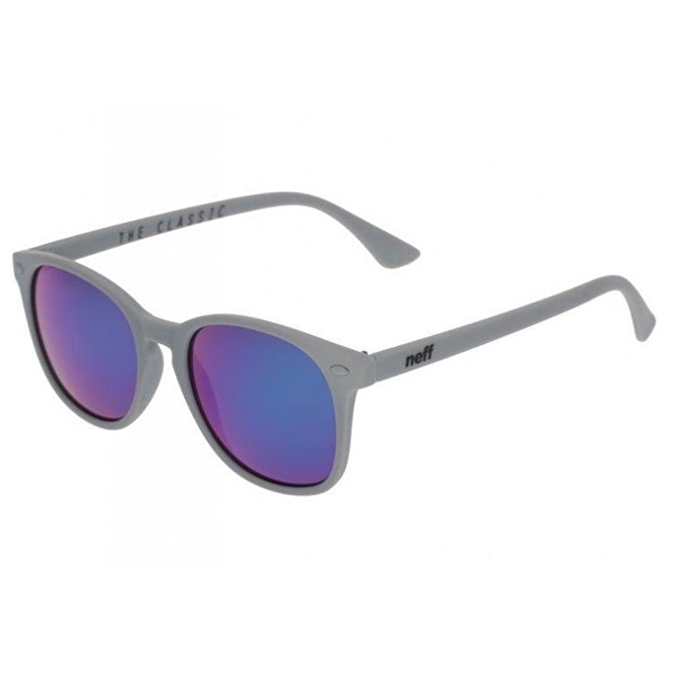 Neff Classic Sunglasses - Grey Soft Touch