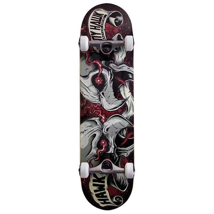 Tony Hawk 720 Series Skateboard - Dual Hawk 7.875""