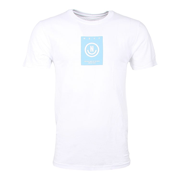 Neff NWC T-Shirt - White