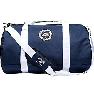 Hype Badge Holdall - Navy/White