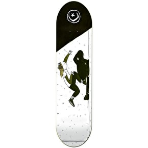 Foundation Henry Jones Push Skateboard Deck 8