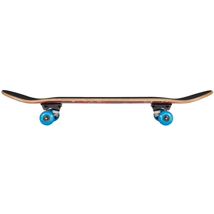 Rocket Atom Series Complete Skateboard - Multiply 7.75""