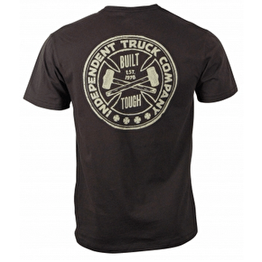 Independent BT Cross T-Shirt - Black/Coffee