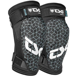 TSG Scout A Knee Guards - Black