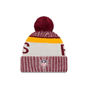New Era NFL Sideline Beanie - Washington Redskins