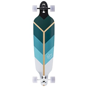 Voltage Directional DT Complete Longboard - Green