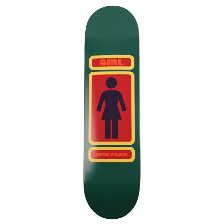 Girl 93 Til Skateboard Deck - Wilson 7.875""