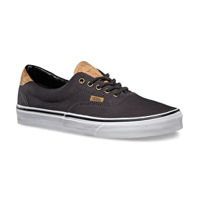 Vans Era 59 Shoes - (Cork Twill) Dark Shadow