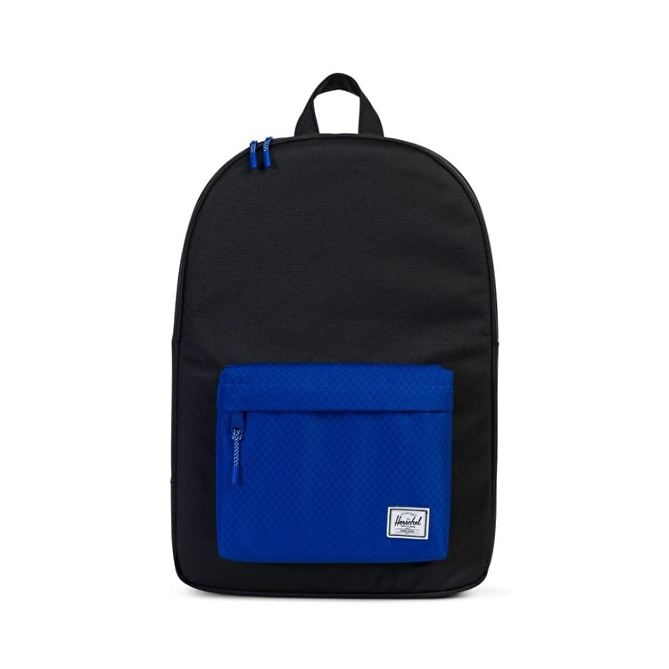 Herschel Classic Backpack - Black/Surf The Web