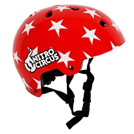 Nitro Circus H1 - You Got This! Helmet - Red