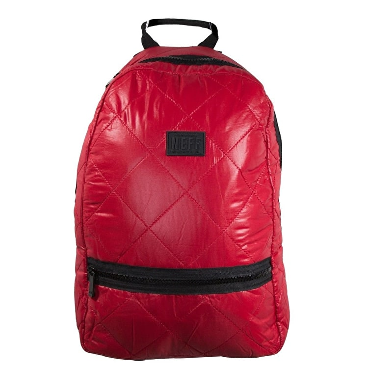 Neff Quilter Backpack - Red