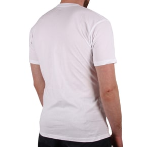 Vans Left Chest Logo T-Shirt - White