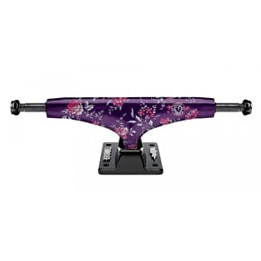 Thunder Hi 147 Lights Bloom II Skateboard Trucks - Purple (Pair)