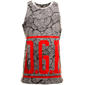 DGK Concrete Grown Tanktop - Athletic Heather