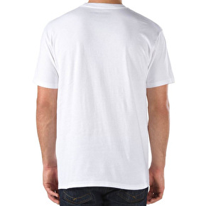 Vans Full Patch Fill T-Shirt - White