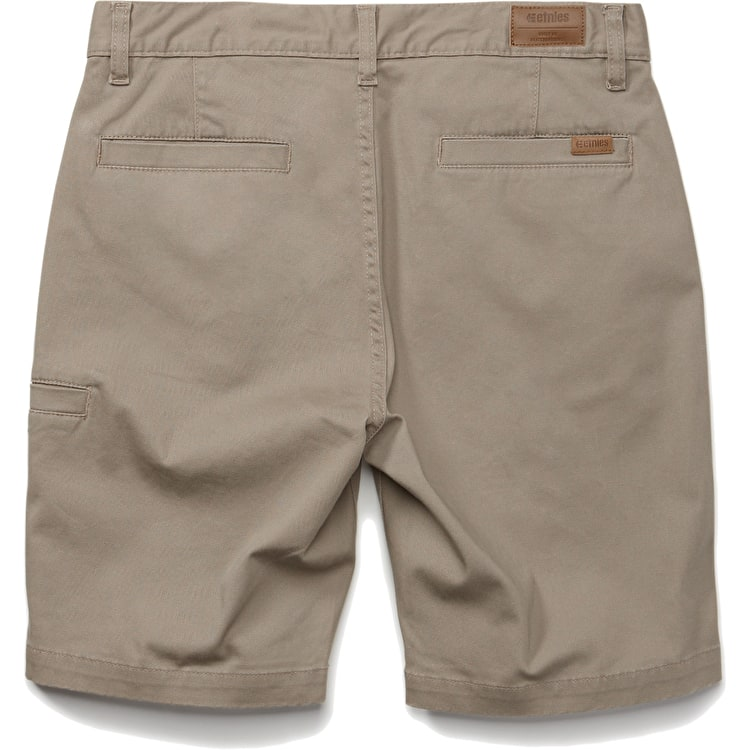 Etnies Essential Straight Chino Shorts - Khaki