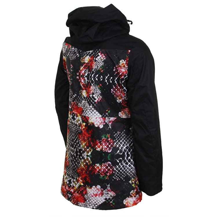 Neff Falcon Womens Jacket - Snake Lfe