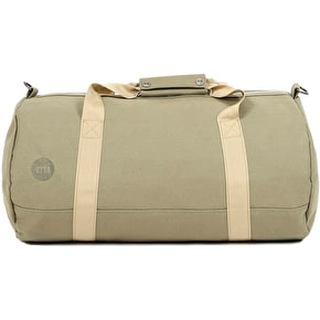 Mi-Pac Canvas Duffle Bag - Khaki