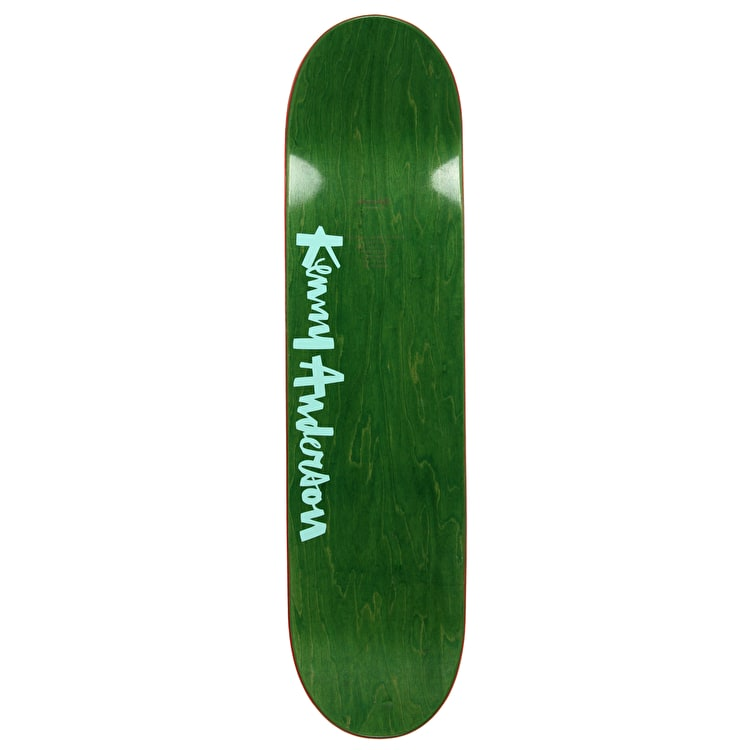 "Chocolate Nickname Series Skateboard Deck 8.125"" - Kenny Anderson"