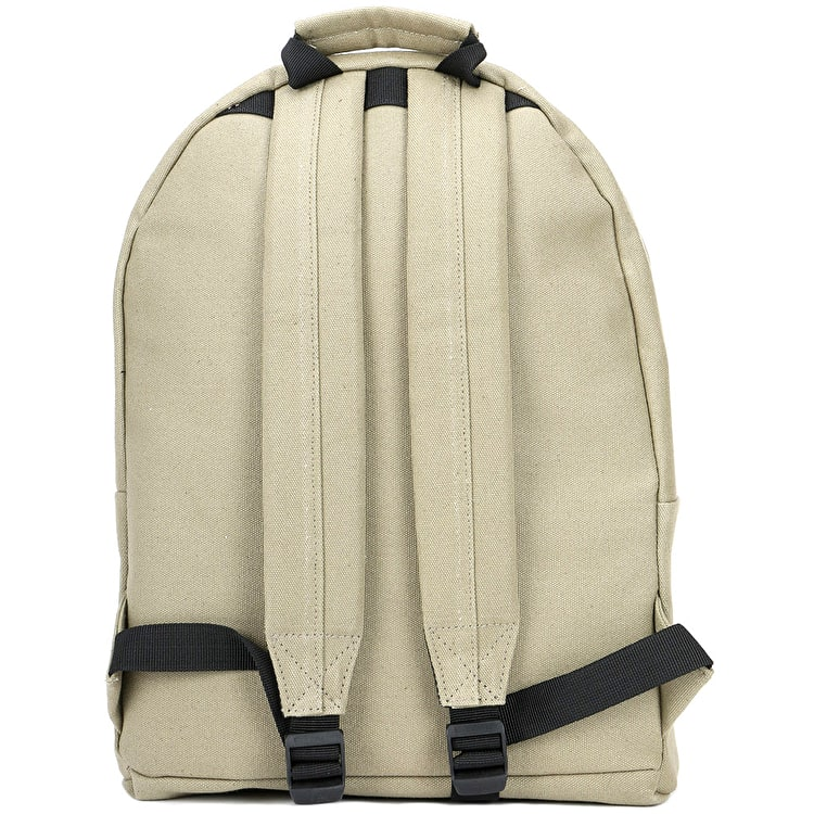Mi-Pac Canvas Backpack - Sand