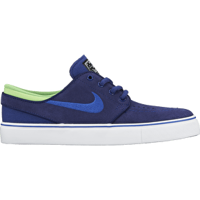 Nike SB Stefan Janoski Kids Shoes - Deep Royal/Game Royal