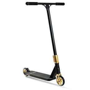 B-Stock UA Complete Scooter - Primo V2 110mm - Matt Blk/Gold (Used)