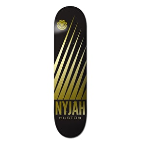 Element Gold Skateboard Deck - Nyjah 8.25