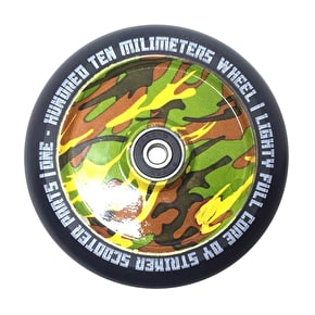 Striker 110mm Lighty Full Core Scooter Wheels - Camo
