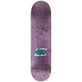 Almost Yogi Bear Picnic R7 Skateboard Deck - Cooper 8.125
