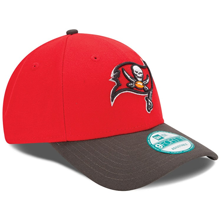 New Era Tampa Bay Buccaneers NFL The League 9FORTY Cap - Red/Black