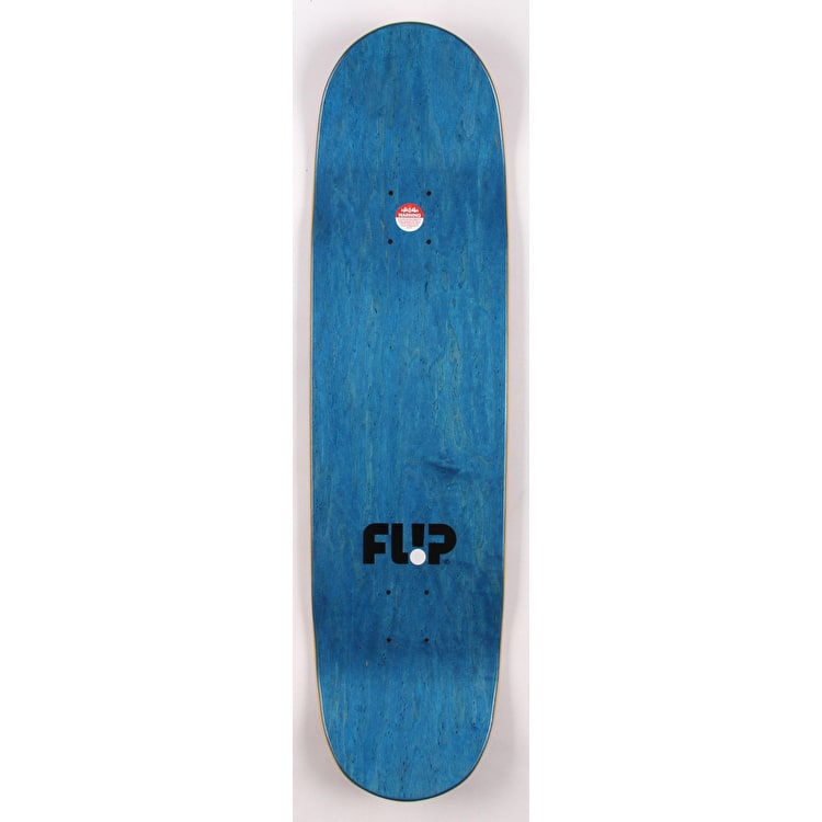 Flip Odyssey Forged Skateboard Deck - Red 8.5""